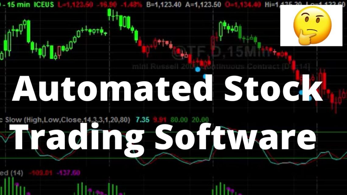 What Does Robot Stock Trading Software Mean?